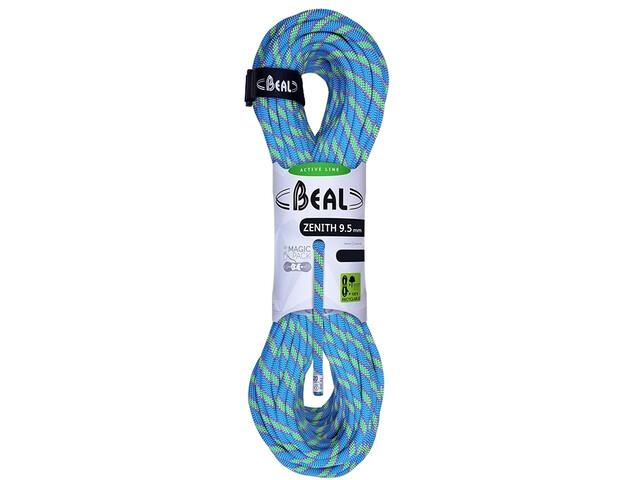 Beal Zenith Rope 9,5mm x 80m, azul